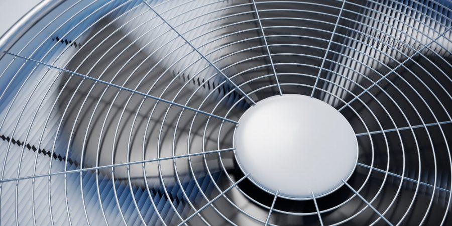 ventilation inomhus